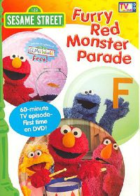Furry Red Monster Parade - (Region 1 Import DVD)