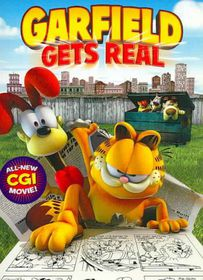 Garfield Gets Real - (Region 1 Import DVD)