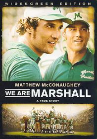 We Are Marshall - (Region 1 Import DVD)