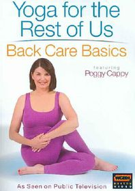 Yoga for the Rest of Us - Back Care Basics - (Region 1 Import DVD)