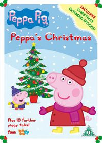 Peppa Pig - Peppa's Christmas - (Import DVD)