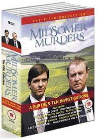 Midsomer Murders Box Set 5 (10 Discs) - (Import DVD)