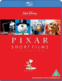 Pixar Shorts - (Import Blu-ray Disc)