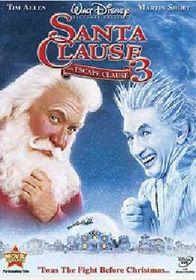 Santa Clause 3: The Escape Clause (2006) - (DVD)