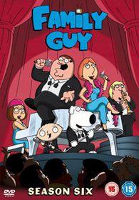 Family Guy - Season 6 - (Import DVD)