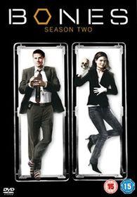 Bones - Season 2 - (Import DVD)