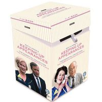 Keeping up Appearances S1-S5 - (parallel import)