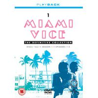 Miami Vice-Complete Collection: Series 1-5 - (parallel import)
