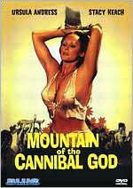 Mountain of the Cannibal God - (Region 1 Import DVD)