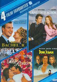 4 Film Favorites: New Line Romantic Comedy - (Region 1 Import DVD)
