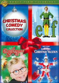 Christmas Comedy Collection - (Region 1 Import DVD)