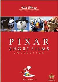 Pixar Short Film Collection Vol One - (Region 1 Import DVD)