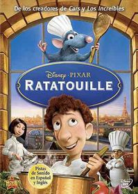 Ratatouille - (Region 1 Import DVD)