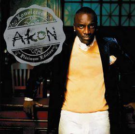 Akon - Konvicted (Platinum Edition) (CD)