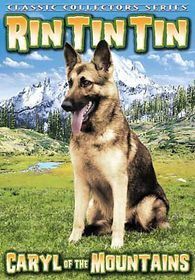 Rin Tin Tin:Caryl of the Mountains - (Region 1 Import DVD)
