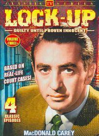 Lock up Vol 3 - (Region 1 Import DVD)