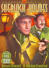Sherlock Holmes Vol 9 - (Region 1 Import DVD)