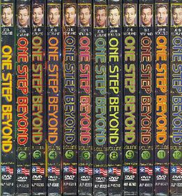 One Step Beyond Vol 1-12 - (Region 1 Import DVD)
