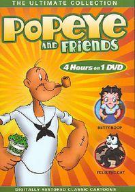 Popeye - (Region 1 Import DVD)