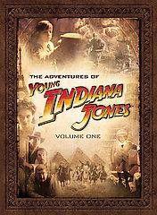 Young Indiana Jones Vol 1 - (Region 1 Import DVD)