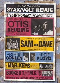 Stax/Volt Rewiew:Live in Norway 1967 - (Region 1 Import DVD)