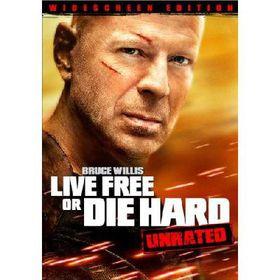 Live Free or Die Hard - (Region 1 Import DVD)