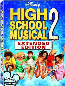 High School Musical 2:Extended Edition - (Region 1 Import DVD)