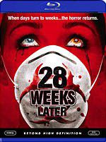 28 Weeks Later - (Region A Import Blu-ray Disc)