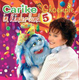 Keuzenkamp Carike - Carike En Ghoempie In Kinderland 5 (CD)