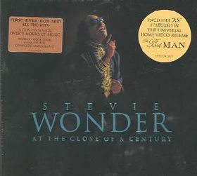 Stevie Wonder - Wonder Years - The Close Of (CD)
