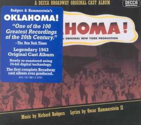 Oklahoma-Original Broadway Cast - (Import CD)