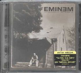 Eminem - The Marshall Mathers Album - Explicit (CD)