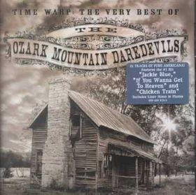 Ozark Mountain Daredevils - Time Warp - Very Best Of The Ozark Mountain Daredevils (CD)