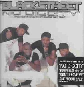 Blackstreet - No Diggity - Very Best Of Blackstreet (CD)