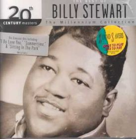Billy Stewart - Millennium Collection - Best Of Billy Stewart (CD)