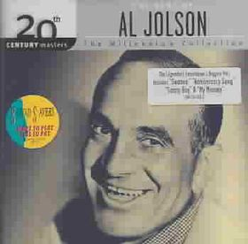 Al Jolson - Millennium Collection - Best Of Al Jolson (CD)