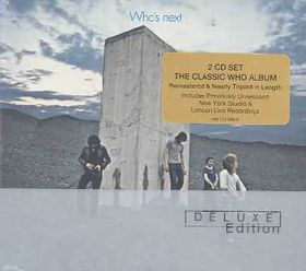 Who - Who's Next - Deluxe Edition (CD)