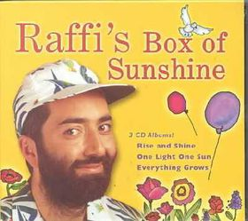 Raffi's Box of Sunshine - (Import CD)
