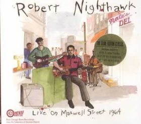Live on Maxwell Street 1964 - (Import CD)