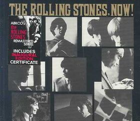 Rolling Stones Now! - (Import CD)