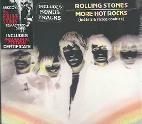 More Hot Rocks - (Import CD)