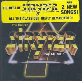 7-the Best of Stryper - (Import CD)