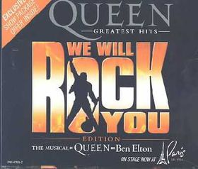 Greatest Hits:We Will Rock You Editio - (Import CD)