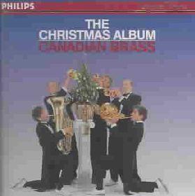 Canadian Brass - Christmas Album (CD)