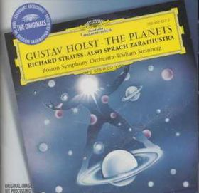 Also Sprach Zarathustra / The Planets - Various Artists (CD)