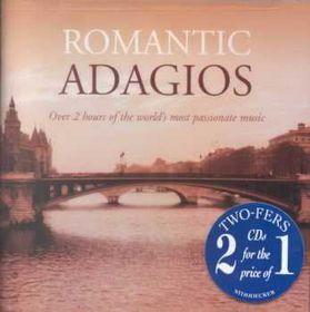 Romantic Adagios - Various Artists (CD)