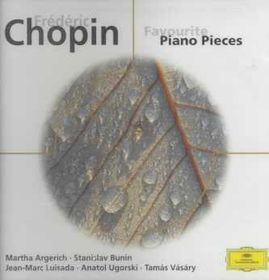 Chopin:Favourite Piano Pieces - (Import CD)