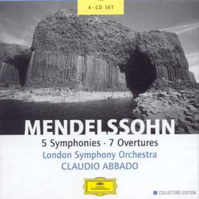 London Symphony Orchestra - Symphonies / Overtures (CD)