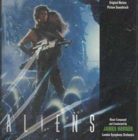 Aliens (OST) - (Import CD)
