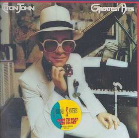 Elton John - Greatest Hits - Vol.1 (CD)